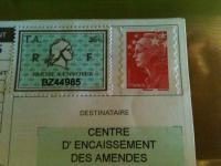 Le timbre-amende : une arnaque en bande organisée!
